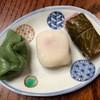 大和屋 - 料理写真:草餅、いちご大福、桜餅