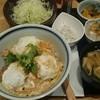 熟かつ亭 - 料理写真:カツ丼セット