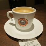 サンマルクカフェ - ブレンド珈琲(M) 250円