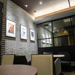サンマルクカフェ - 完全隔離の喫煙室有り