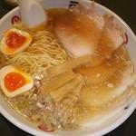 たくみ - 醤油チャーシュー麺❤ 味玉トッピン Σb( `・ω・´)グッ❤