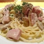 関谷スパゲティ - カルボナーラ(期間限定)