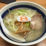 8番らーめん - 料理写真:小さな野菜らーめん 塩