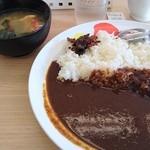 松屋 - カレー330円