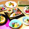 つきじ植むら - 料理写真:春夏秋冬の美味を盛込む会席料理 蘭月(らんげつ)