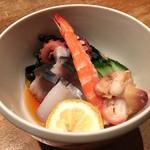 魚がし日本一 - 酢の物