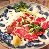 千田 - 料理写真:馬刺し