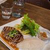 珈琲ぶりこ - 料理写真:ハンバーグランチ(850円)