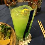 ピーコック - ピーコックサワーミドリ(450円)