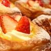 こばぱん - 料理写真:新鮮なフルーツを使用したデニッシュ