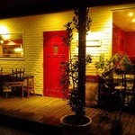 葡萄酒キッチンバルCasares - 夜の入口