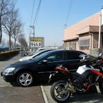 うらしま - 駐車場