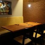 魚China YO - ☆テーブル席はこちらです☆
