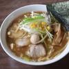 茂一 - 料理写真:煮込み野菜ラーメン