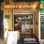 ケニーズハウス - ちょっとおしゃれな雰囲気(*´▽`)
