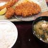 とんかつ竹亭 - 料理写真:竹亭定食1706円。