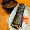佳津良すし - 料理写真:恵方巻きすし定食650円