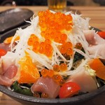 素人居酒屋 一 - ~ichi~こだわり海鮮サラダ