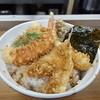天ぷら てん作 - 料理写真:天丼どん1