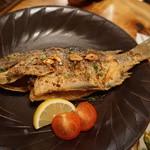 琉球料理といまいゆ しんか/肉バル&ダイニングヤンバルミート - いまいゆのバター焼き