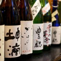 ソムリエ厳選の日本酒
