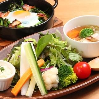 こだわり有機野菜で美味しく、楽しく、健康に