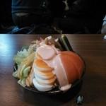 チョロ松 - 野菜サラダ