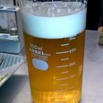 サイエンスバー インキュベータ - 20160206 ビールはビーカーで!!