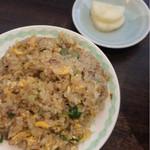 麺や 小五郎 - 半チャーハンセット