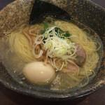 麺や 小五郎 - 塩(味玉トッピング)