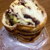 まざあぐうす - 料理写真:あんバターパン(1/2サイズ)