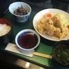 竜馬 - 料理写真:とり天定食