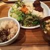 クレヨンハウス - 料理写真:野菜のメニュー中心の、身体に優しいランチブッフェ。1500円