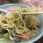三淑園 - 特製長崎チャンポン(1,150円)※長崎県直送チャンポン麺