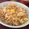 名物スタ丼のお店 - 料理写真:スタ丼(肉増し)