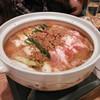 ノリノリ - 料理写真:キムチ鍋