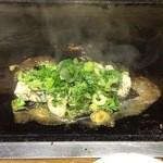 ぼん太 - 牡蠣やき