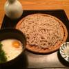 蕎麦屋 山都 - 料理写真:とろろそば 2016.2撮影
