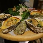 47233768 - 三陸産真牡蠣のグラタン