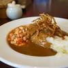 美豆木 - 料理写真:スタウトポークビーンズカレー(全部のせ)