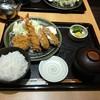 とんかつ 和幸 - 料理写真:ききょうセット