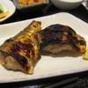 炭火魚 旬彩料理 坂本 - 料理写真:鯖塩焼き¥950 H27.7