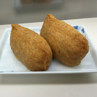 中華そば 十万石 - 料理写真:いなり寿司