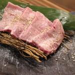 しげ吉 - 熟成厚切り牛タン
