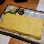 金市朗 - 「出汁巻玉子 (630円)」