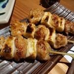 金市朗 - 地養鶏を使った「ねぎ間 (230円)」