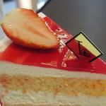47254946 - コウタツ スタイル:ケーキ2種類(ロッソ・ルビーノ、マメーリ)、コーヒー2