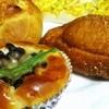 石窯パン工房 カンパーニュ - 料理写真:惣菜パン盛り合わせ