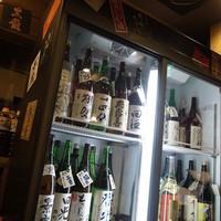 ひものと相性抜群の日本酒