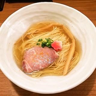 鯛塩そば 灯花 - 料理写真:
